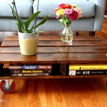 D.I.Y Coffee Table