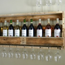 Large Wine Rack